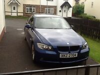 Bmw320d m sport 2007 78000 miles mot till 2017 20 of july price 5500 pounds