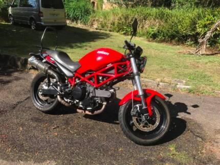 2008 Ducati Monster 695 freshly serviced