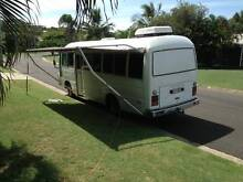 Nissan Civilian Motorhome - QLD RWC, Gas Cert + Rego - 1985 Tomingley Narromine Area Preview