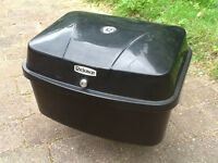 Rickman Top Box Black