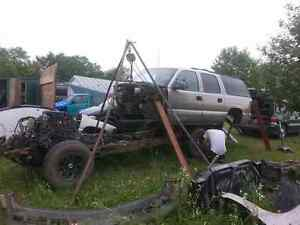 parting out 2000 chevy 1500
