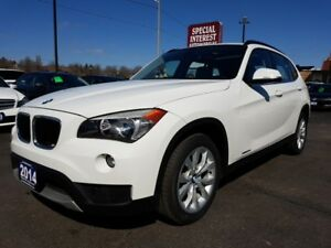 2014 BMW X1 xDrive28i xDrive28i NEW RUN FLAT TIRES !! SUN ROO...