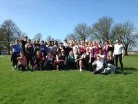 Free Fitness Classes - As seen in Enfield Gazette - Indoor/Outdoor - Join our community now!