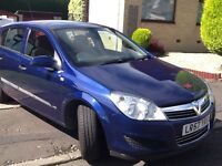 Vauxhall Astra Diesel (2008) For Sale