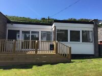 33 Folkeston Chalet to let in Nolton Haven Book now for discounts in 2017!