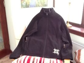 Medium Burton zipped fleece jacket. Really warm for winter