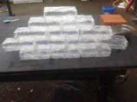 Childrens Plastic bricks