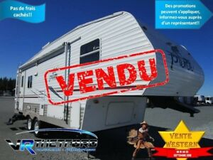 2006 Palomino PUMA 253FBSS LOISIRS FIFTH WHEEL