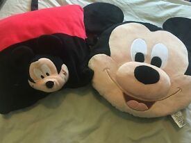 Mickey Mouse Disney cusions