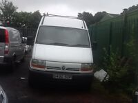 Renault master t35 2.8 d ti breaking for spares
