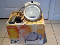 Sony DVP-PQ2 DVD/CD player