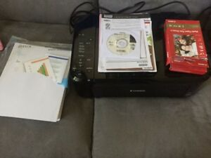 Computer printer prints pictures as well used for a month $50