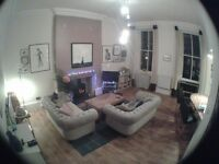 Double bedroom available in 3bdrm Charing Cross tenement