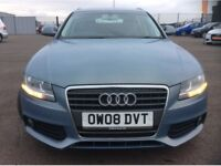 AUDI A4 AVANT SE TDI 1968cc, ESTATE 5 dr, **ONE PREVIOUS OWNER**FULL SERVICE HISTORY**GOOD EXAMPLE**