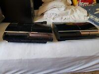 2 X PS3 fat,
