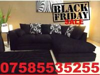 BLACK FRIDAY brand new lux-ury corner sofa fast delivery