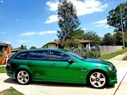 Holden VE SSV Series 2 SportsWagon Campbelltown Campbelltown Area Preview