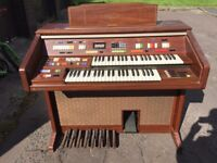 Electric organ free if collected