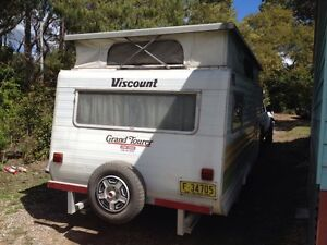 Viscount grand tourer. Hill Top Bowral Area Preview