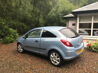 2007/ corsa 998cc tax & mot march, 2018, nice clean car , ready to go £1199