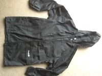 Regatta waterproof jacket - size 34, height 163cms