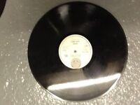 Black Sabbath and Led Zeppelin LPs