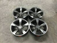 "18"" Inch Audi TTRS style Alloy wheels - VW POLO - SEAT IBIZA - AUDI A1 S1 - 5x100"