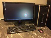 HP 6000 Pro Desktop PC