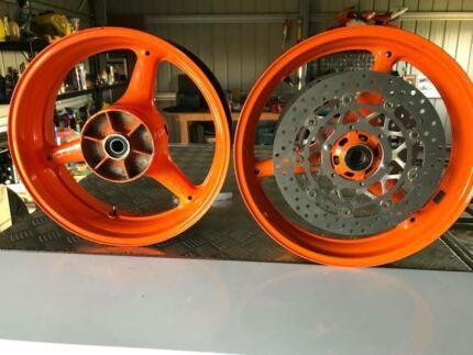 Cbr600 wheels