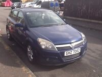 Astra 1.7 cdti six 2005 just out mot cheap sale runs an drives very well // Honda ford bmw Nissan