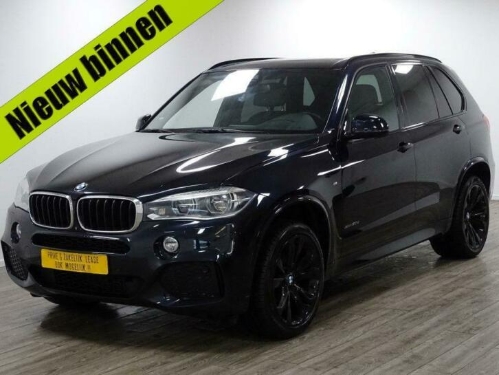 BMW X5 3.0D Automaat M-Sport Full options - Nr 001
