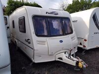 2006 Bailey Pageant Normandie 2 berth caravan Awning, VGC, Bargain !