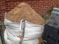 1Ton grit sand