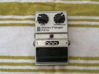 Guitar effect pedals early 80's £20 each