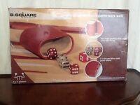 Professional Vintage Backgammon Set