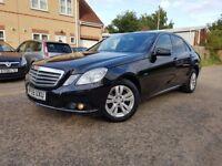 2009,Mercedes-Benz E220 CDI SE TIP,auto BlueEfficiency 2.1 diesel Automatic,92k
