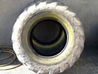 DIGGER OR TANKER TYRES 18.4/26 GOODYEAR SURE GRIPS 8 PLY GOOD CONDITION £150 FOR BOTH TYRES