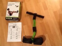 Fit 4 life rowing action exerciser