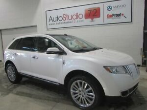 Lincoln MKX **4X4**CUIR**TOIT PANO**CAM RECUL**BOSE**