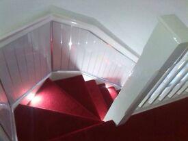 UPVC Wet wall Panels any 10 Panels £45. Splash Back Black Sparkle Red White Galaxy Chrome Glasgow