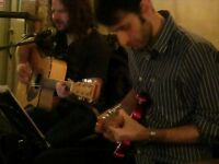 Acoustic duo available for gigs