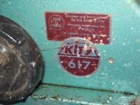 Kity Saw with Motor and Blades