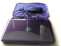 Hp pavilion Purple Laptop