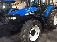 Michelin Tractor tyres 460/85/38, 380/85/28, 18.4/38 14.9/28