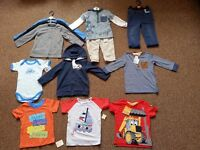Bundle of clothes, NEW with tags, 12-18 months