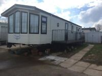 Rent, Contractors, Letting, Static caravans at Sand Le Mere Holiday Village (Hull, East coast)