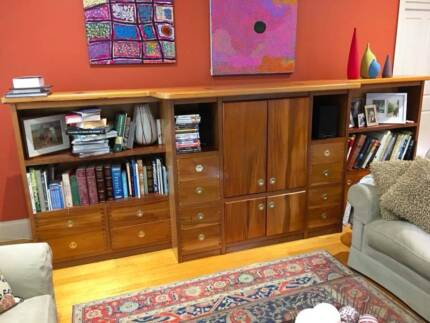 Entertainment Cabinet - Artisan crafted