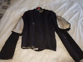 Jed Phoenix straitjacket - Goth - Industrial - clubwear