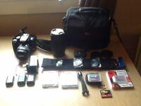 Canon 400d camera