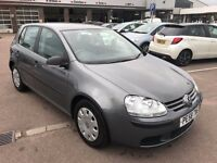 VOLKSWAGEN GOLF 1.9 TDI S HATCHBACK, 5 drs,*FULL SERVICE HISTORY**EXCELLENT EXAMPLE**DRIVES PERFECT*